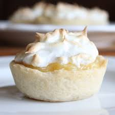 Pumpkin Meringue Tart