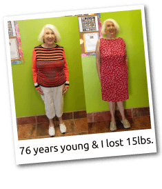 weight-loss testimonial